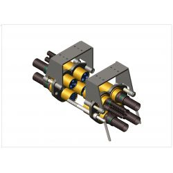 Plate Rail Coupler