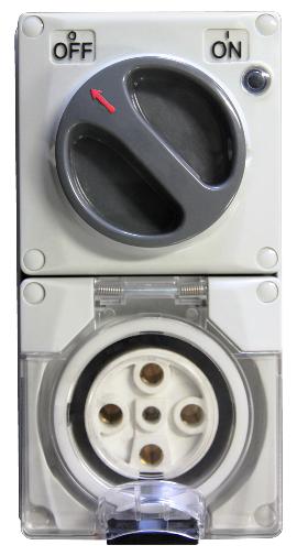 Switched Socket Outlet, 250V