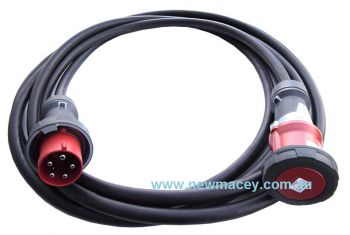 Newmacey 30M 3 Phase 32a Extension cable