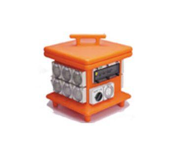 Portable Power Distribution Box