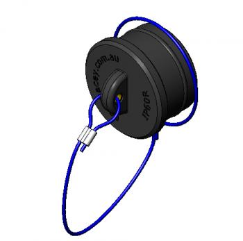 150amp Dust Plug - New Macey